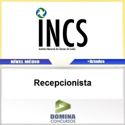 Apostila INCS SP 2017 Recepcionista Download