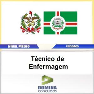 Apostila Grão Pará SC 2017 Técnico de Enfermagem