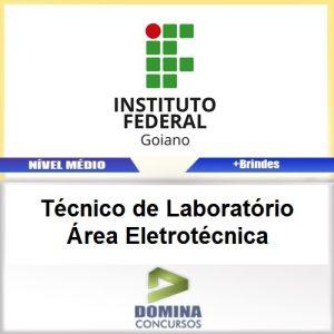 Apostila IF Goiano 2017 TEC Laboratório Eletrotécnica