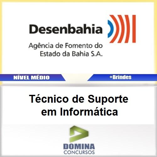 Apostila DESENBAHIA 2017 Técnico SUP em Informática