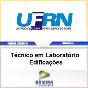 Apostila UFRN 2017 Técnico em Laboratório Edificações