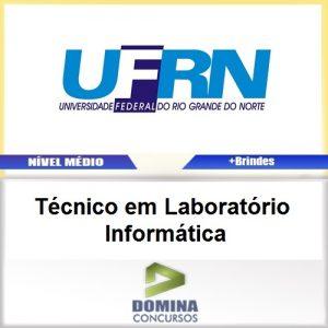Apostila UFRN 2017 Técnico em Laboratório Informática