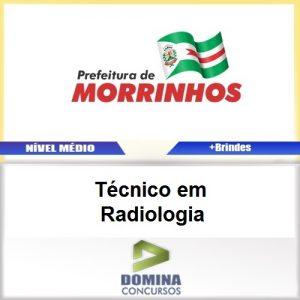 Apostila Morrinhos GO 2017 Técnico em Radiologia
