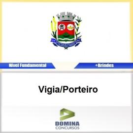 Apostila Santana Cataguases MG 2017 Vigia Porteiro