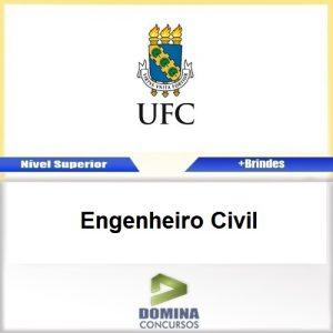 Apostila Concurso UFC 2017 Engenheiro Civil PDF
