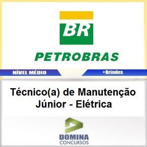 Apostila PETROBRAS 2017 TEC Manutenção Jr Elétrica