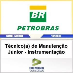 Apostila PETROBRAS 2017 TEC Jr Instrumentação