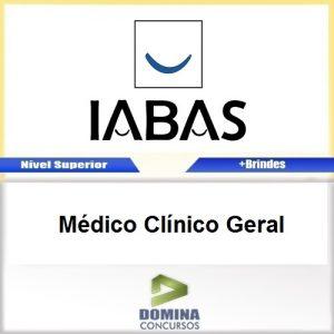 Apostila Concurso IABAS RJ 2017 Médico Clínico Geral