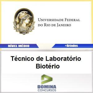 Apostila UFRJ 2017 Técnico de Laboratório Biotério