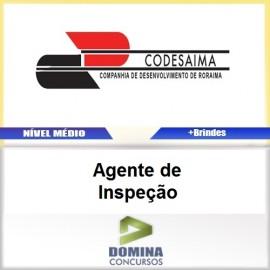 Apostila CODESAIMA RR 2017 Agente de Inspeção