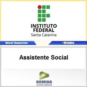 Apostila Concurso IFSC 2017 Assistente Social PDF