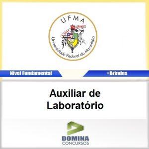 Apostila UFMA 2017 Auxiliar de Laboratório PDF