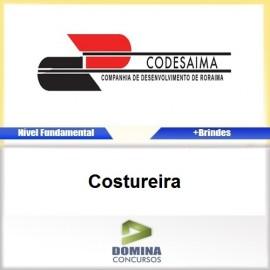 Apostila CODESAIMA RR 2017 Costureira