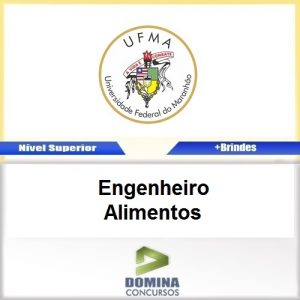 Apostila Concurso UFMA 2017 Engenheiro Alimentos