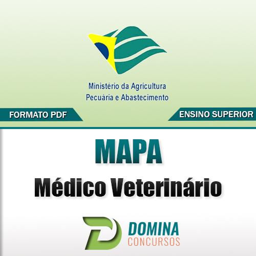 Apostila MAPA 2017 Medico Veterinário Download PDF