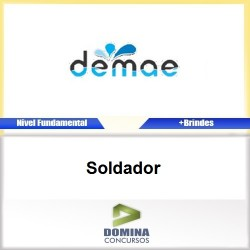 Apostila Concurso DEMAE GO 2017 Soldador Download