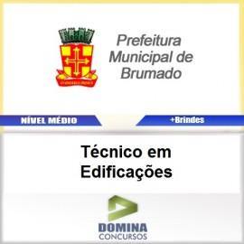 Apostila Brumado BA 2017 Técnico em Edificações