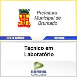 Apostila Brumado BA 2017 Técnico em Laboratório