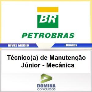 Apostila PETROBRAS 2017 TEC Manutenção Jr Mecânica