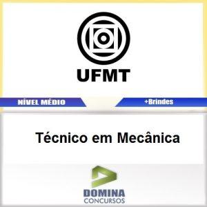 Apostila UFMT 2017 Técnico em Mecânica Download