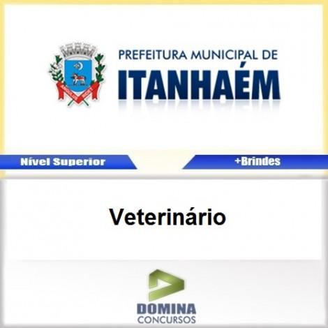 Apostila Concurso Itanhaém SP 2017 Veterinário