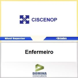 Apostila Concurso CISCENOP PR 2017 Enfermeiro Download