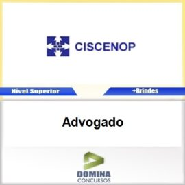 Apostila CISCENOP PR 2017 Advogado Download