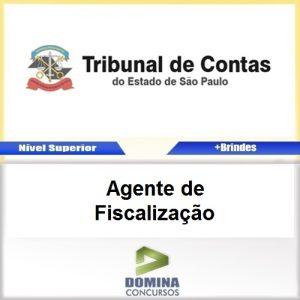 Apostila TCE SP 2017 Agente de Fiscalização Download