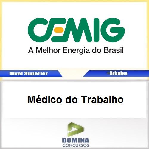 0a9e4c01cca9a Apostila Concurso CEMIG 2017 Médico do Trabalho PDF