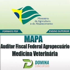 Apostila MAPA 2017 Auditor Fiscal Agropecuário Medicina Veterinária