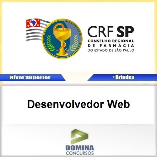 Apostila Concurso CRF SP 2017 Desenvolvedor Web PDF