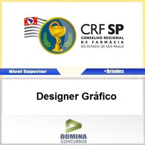 Apostila Concurso CRF SP 2017 Designer Gráfico PDF