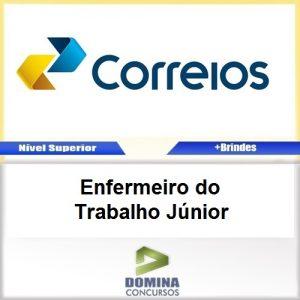 Apostila Correios 2017 Enfermeiro do Trabalho Júnior