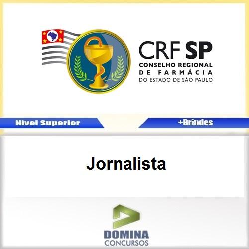 Apostila Concurso CRF SP 2017 Jornalista Download