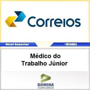 Apostila Correios 2017 Médico do Trabalho Júnior