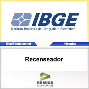 Apostila Concurso IBGE 2017 Recenseador Download PDF