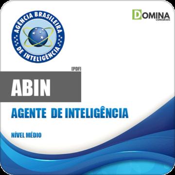Apostila Concurso ABIN 2018 Agente de Inteligência