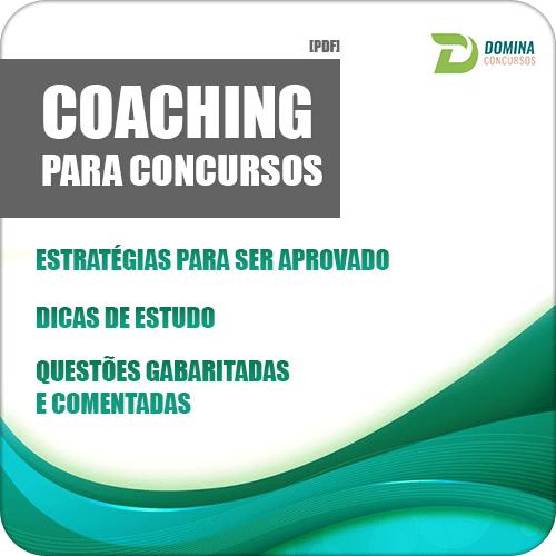 COACHING para Concursos - Estratégias para ser Aprovado