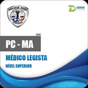 Apostila Polícia Civil do Maranhão PC MA 2018 Médico Legista