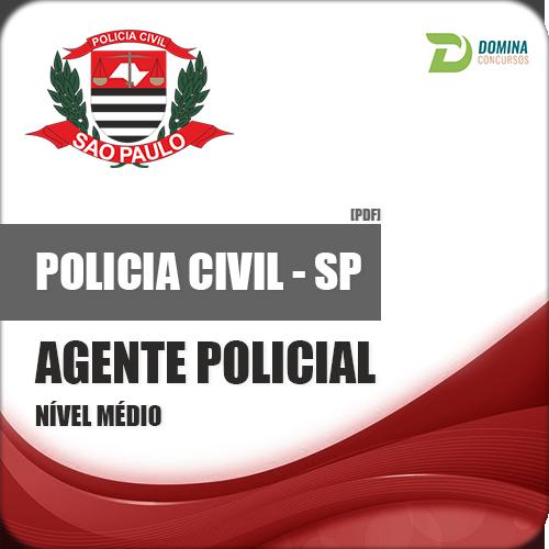 Apostila Polícia Civil PC SP Agente Policial