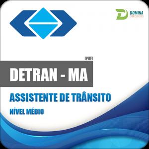 Apostila DETRAN MA 2018 Assistente de Trânsito