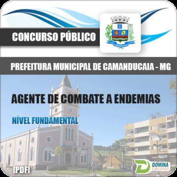 Apostila Pref Camanducaia MG 2018 Agente de Combate a Endemias