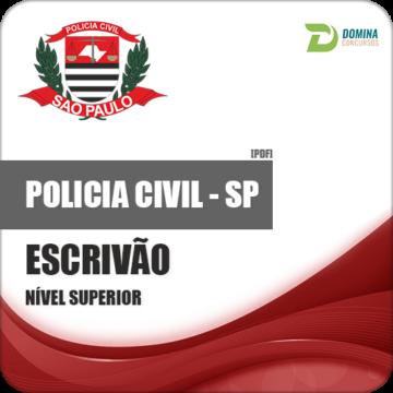 Apostila PC SP 2018 Escrivão