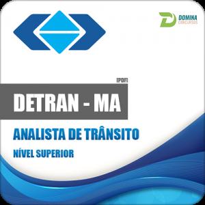 Apostila DETRAN MA 2018 Analista de Trânsito
