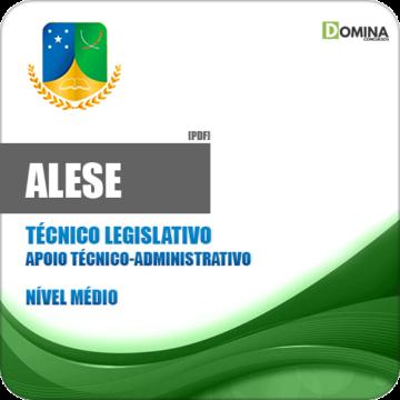 Apostila ALESE 2018 Técnico Legislativo Apoio Técnico-Administrativo