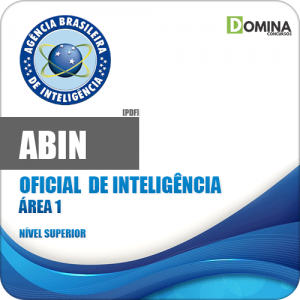 Apostila Concurso ABIN 2018 Oficial de Inteligência Área 1