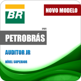 Apostila Petrobrás 2018 Auditor Junior