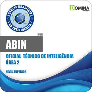 Apostila Concurso ABIN 2018 Oficial Técnico de Inteligência Área 2