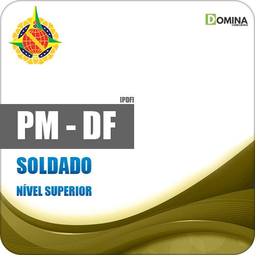 Apostila PM DF 2018 Soldado