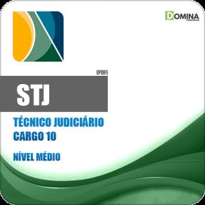 Apostila STJ 2018 Técnico Judiciário Desenvolvimento de Sistemas